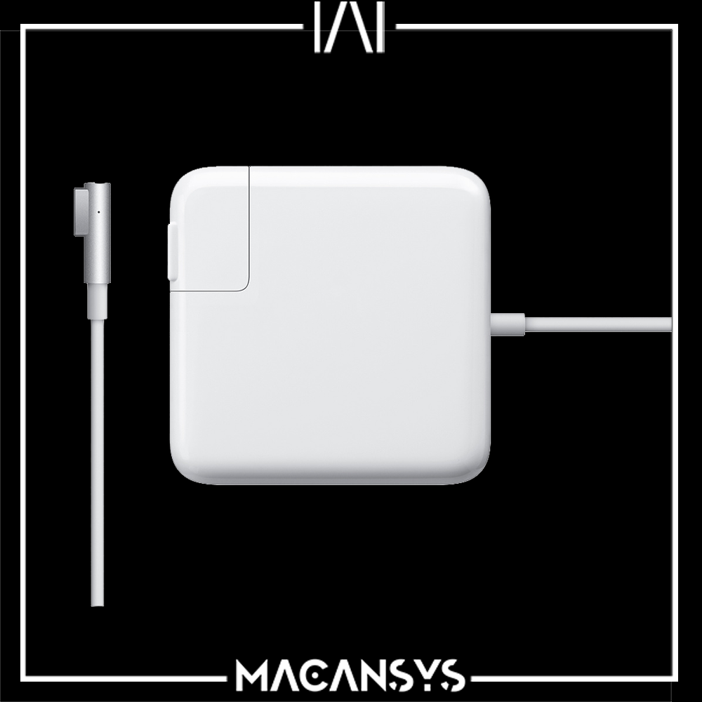 """MagSafe 85W """"L"""" Style Connector Power Adapter for MacBook Pro"""
