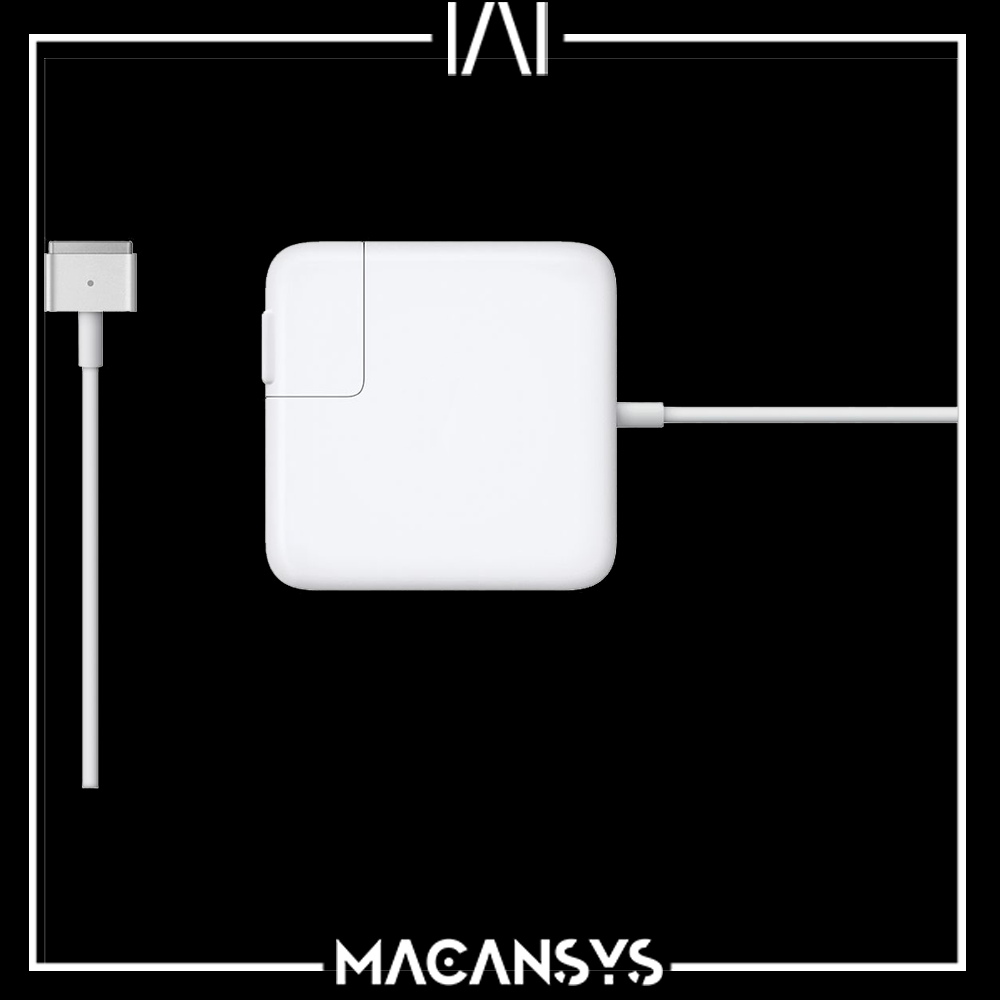 "MagSafe 2 60W ""T"" Style Connector Power Adapter for MacBook Pro"