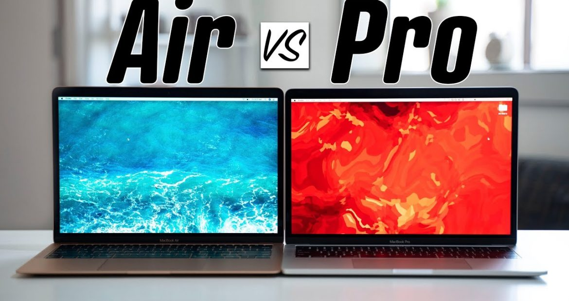 mac pro vs mac air