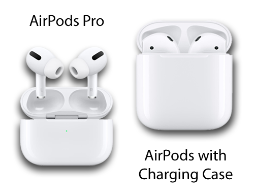 AirPods Pro AirPods with Charging Case