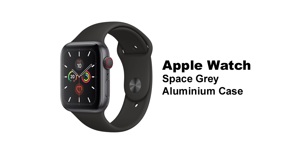 Apple WatchSpace Grey Aluminium Case