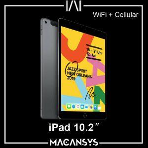 Apple iPad 10.2 inch 7th Generation 2019 Wifi + Cellular