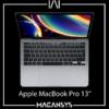 Apple MacBook Pro 13 Inch 2020 TouchBar 14 GHz i5 8 GB 512 SSD MXK52BA S Grey 174553924741