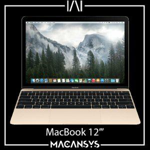 Apple MacBook Retina 12 inch 2016 Core m 5 12 GHz 8 GB 500 GB Gold 174132035581
