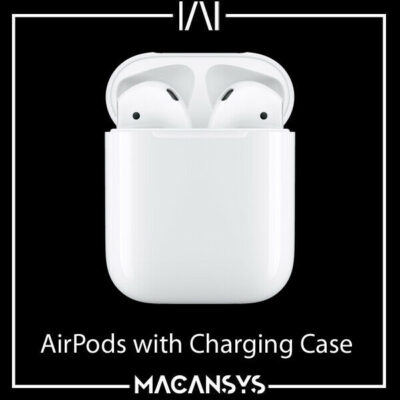 Apple AirPods 2 with Charging Case 2nd generation White MV7N2ZMA New Sealed 174338615903