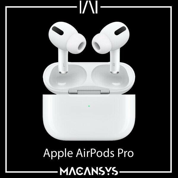 Apple Air Pod Pro with Wireless Charging Case True wireless earphones MWP22ZM/A