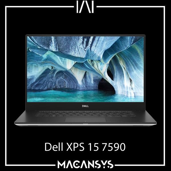 DELL XPS 7590 15.6 inch Core i5 9300 H Processor 8GB 256 GB SSD NVIDIA GTX 1650