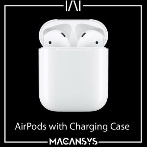 Apple AirPods 2 with Charging Case 2nd generation