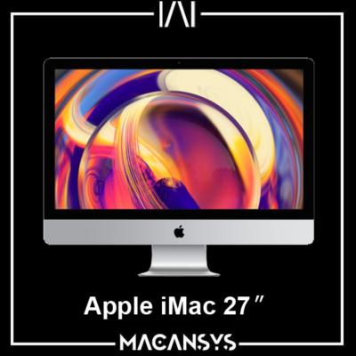 Apple iMac 27 inch Retina 2020 5K 10th Gen 38 GHz i7 16 GB 1TB SSD A2115 174578487925