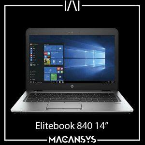 G4 HP EliteBook 840  2.7 GHz i7-7500U 14 inch Screen 8 GB 256 GB Warranty 11/20