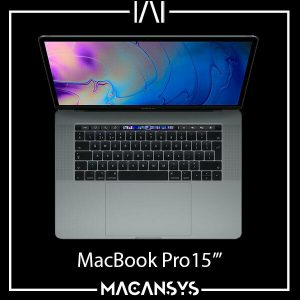Apple MacBook Pro 154 inch 2018 Touch Bar 22 GHz 6 Core i7 16 GB 256 GB 174152648406