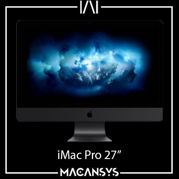 Apple iMac Pro 27 inch 2017 3.2GHz Intel Xeon 8 Core 32GB 1TB Radeon Pro Vega 56