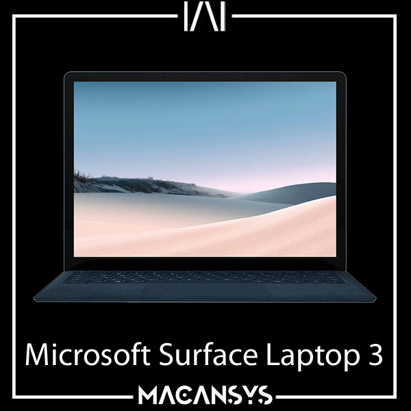 Microsoft Surface Laptop 3  13.5 inch Intel Core i7 1065G 1.3 GHz 16 GB 1TB SSD