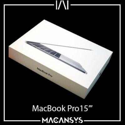 Apple MacBook Pro 154 inch 2018 Touch Bar 26 GHz 6 Core i7 32 GB 512 GB Vega20 174358095829