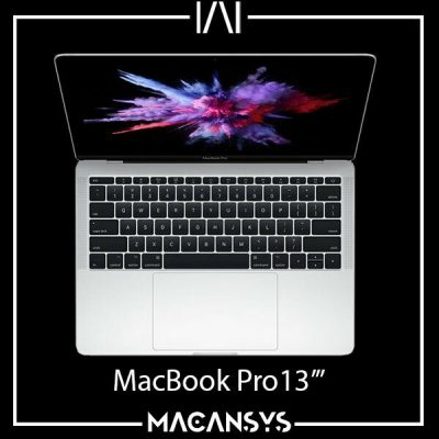 Apple MacBook Pro Retina 133 inch 2017 23 GHz Core i5 16 GB 256 GB Warranty 174083561389